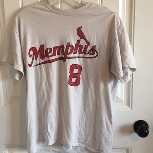 Vintage Memphis Redbirds short sleeve t-shirt